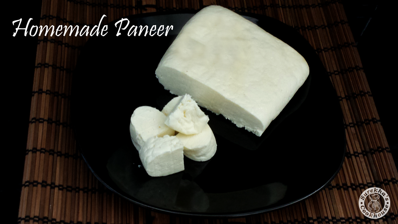 Homemade-Paneer-(or)-Indian-Cottage-Cheese