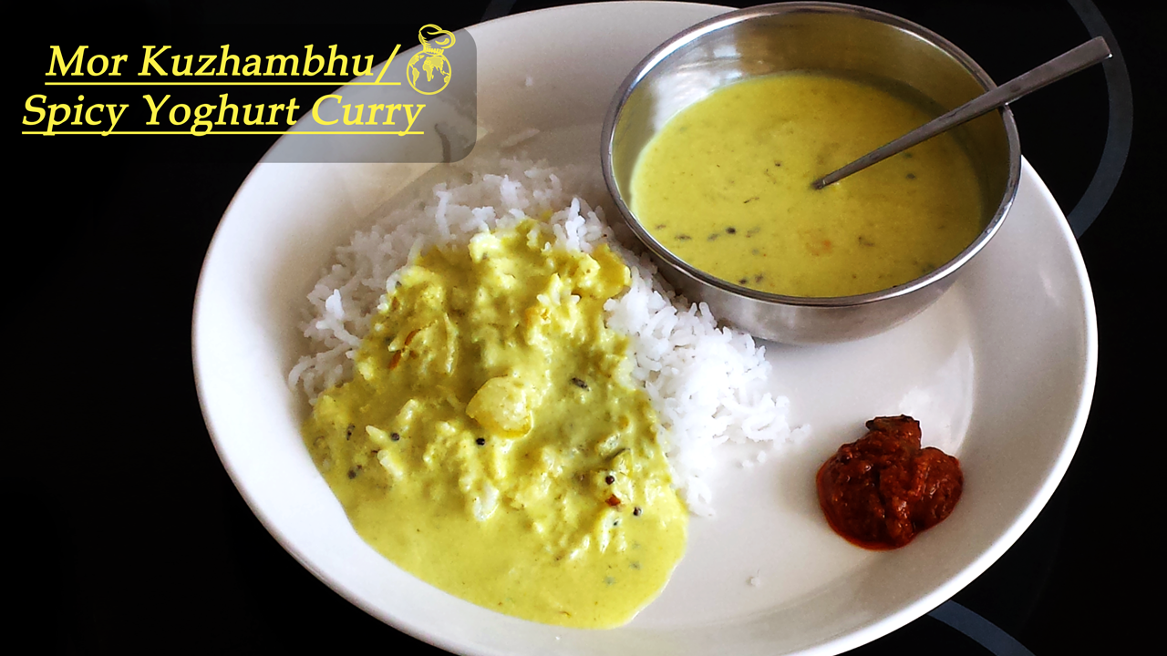 Mor-Kuzhambhu-(or)-Spicy-Yoghurt-Curry