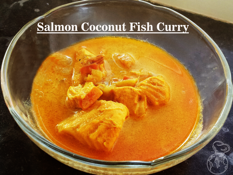 Salmon-Coconut-Fish-Curry