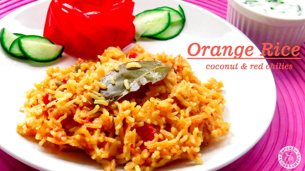 Spicy-and-Tangy-Orange-Rice